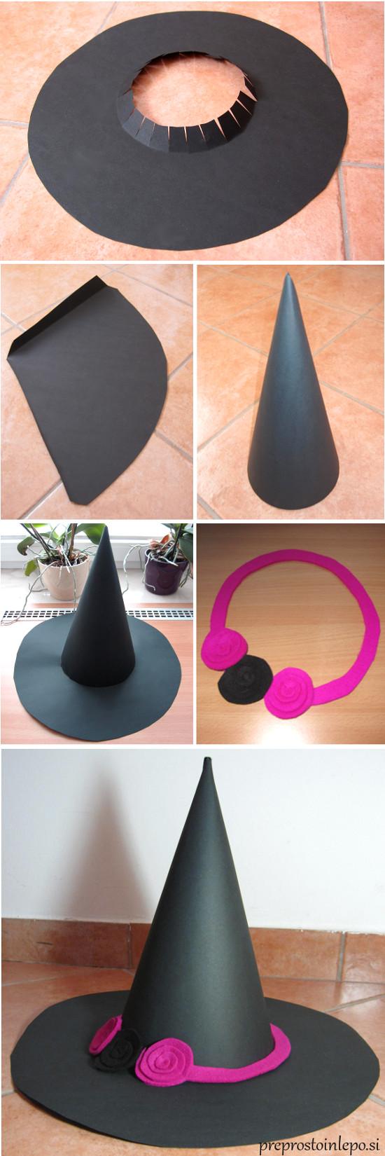 čarovniški klobuk