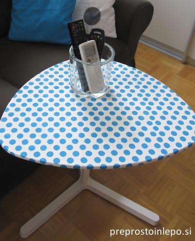 laptop miza potem