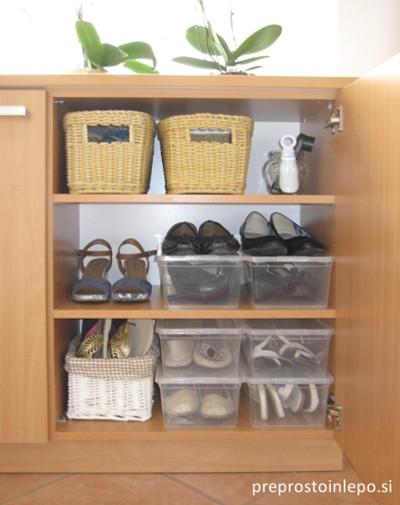 omara za obutev