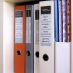 Organizacija papirjev in dokumentov