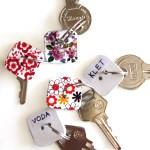 Shranjevanje in označevanje ključev