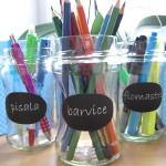 Shranjevanje pisalnih in pisarniških potrebščin
