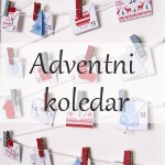 Adventni koledar aktivnosti
