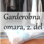 Garderobna omara z namenom