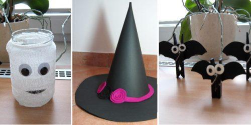 Preproste ideje za noč čarovnic