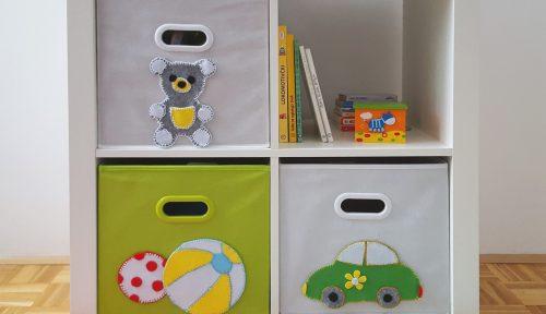 Shranjevanje otroških igrač