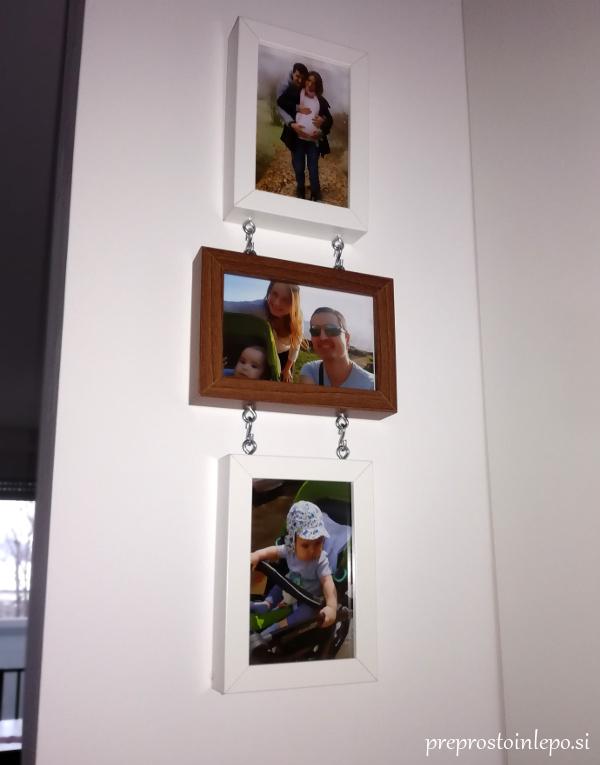 Trojni okvir za slike