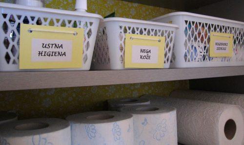 organizacija kopalnice