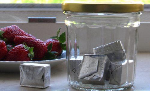 Večnamenski stekleni kozarci 2.del